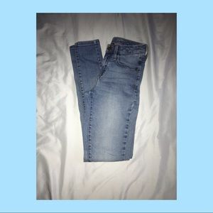 Denim - Women High Rise Skinny Jeans
